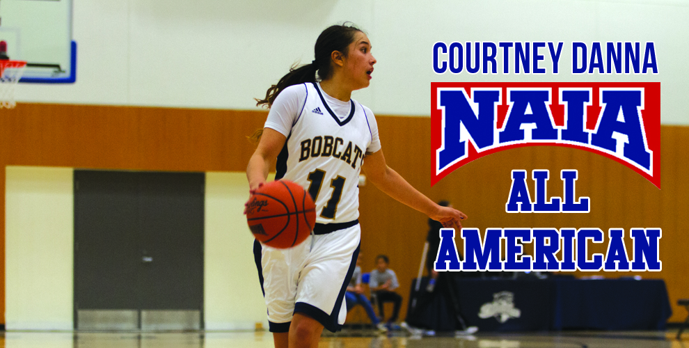 Photo for Courtney Danna Named All-American