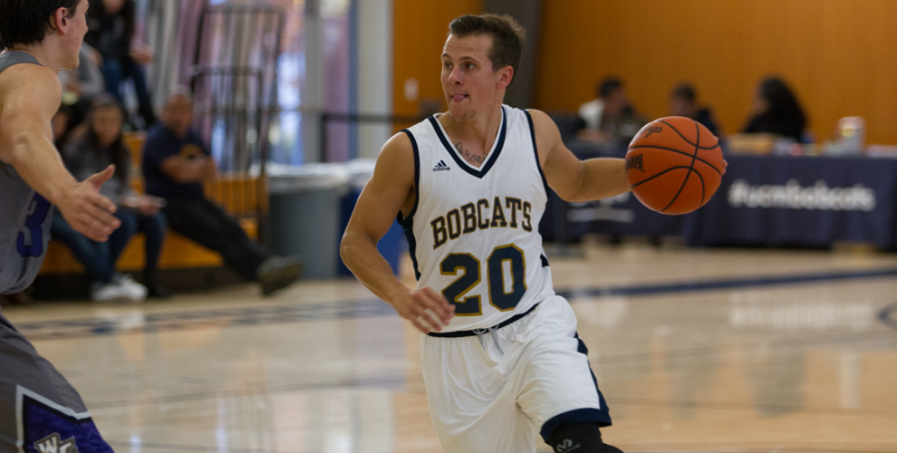 Photo for Men's Basketball Falls In Cal Pac Conference Tournament