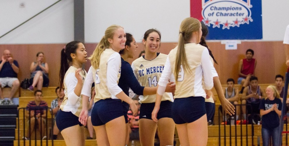 Photo for Women's Volleyball Sweeps Day Two In Idaho