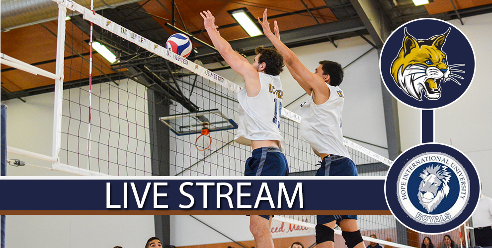 Photo for Men's Volleyball Rounds Out The Season Saturday