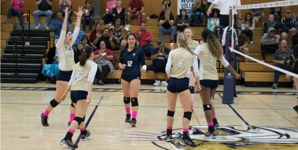 Photo for Bobcats Finish Antelope Valley In Three Sets