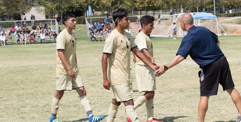 Photo for Men's Soccer Falls To Oaks 1-0