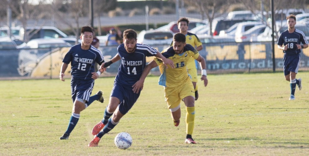Photo for Men's Soccer Comes Up Short In Championship