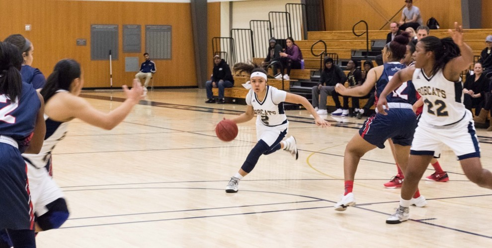 Photo for Women's Basketball Pounces On Pioneers