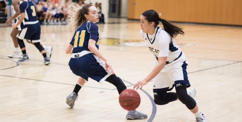 Photo for Danna Double-Double Helps Bobcats Dominate La Sierra