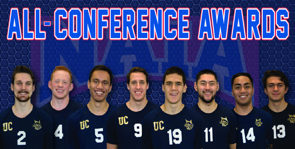 Photo for Hala'ufia, Smith, and Pelfini Earn All-Conference Recognition