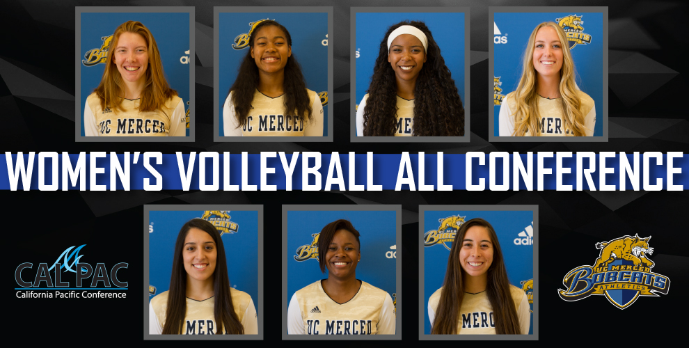 Photo for Women's Volleyball Places Seven On All-Conference Teams