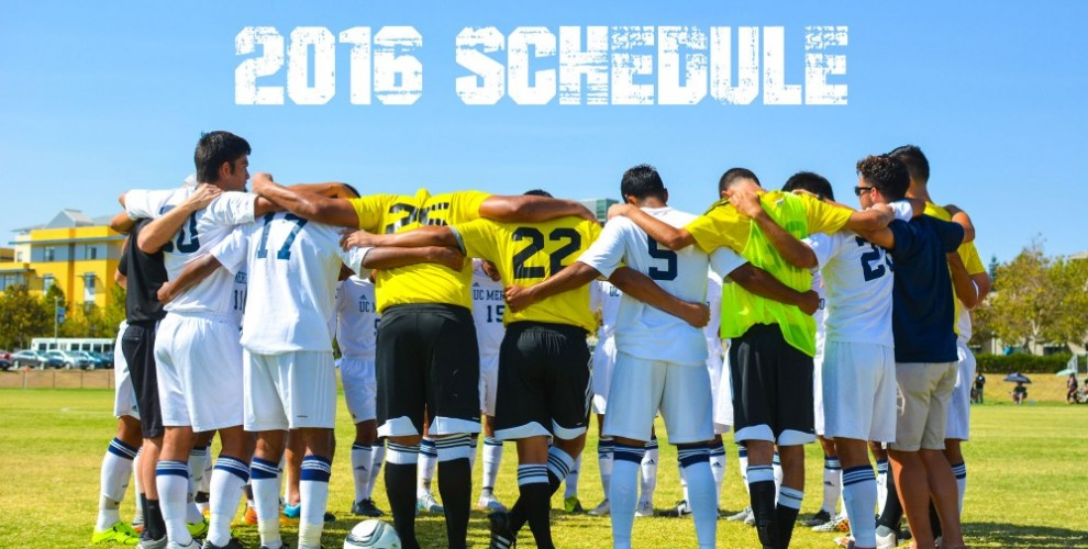Photo for 2016 Men's Soccer Schedule Released