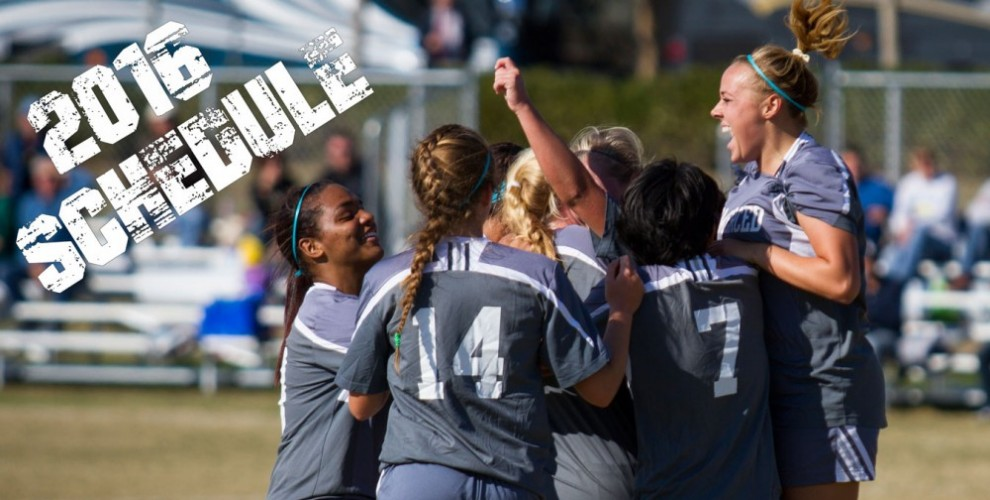 Photo for 2016 Women's Soccer Schedule Released