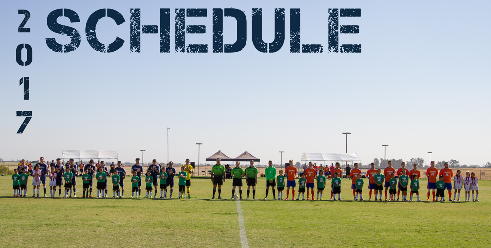 Photo for Men's Soccer 2017 Schedule Released