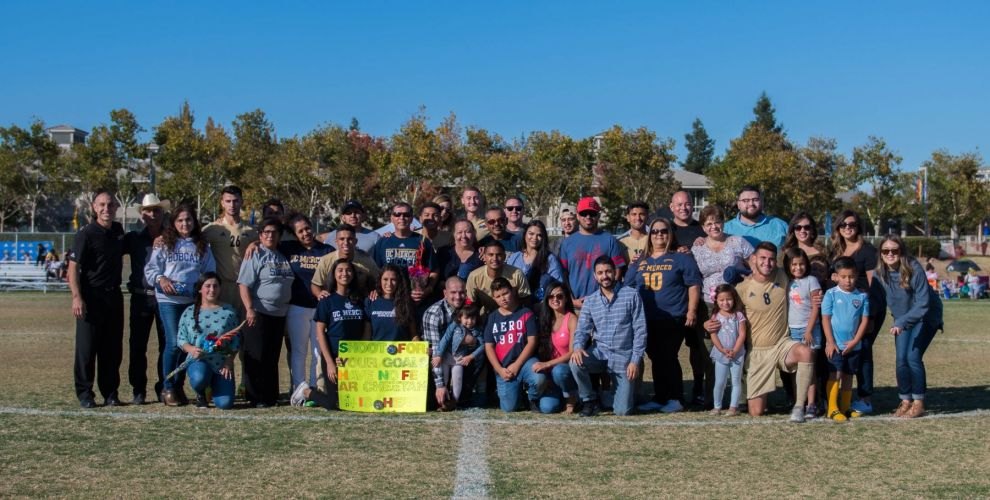 Photo for Bobcats Finish Senior Day With a Win