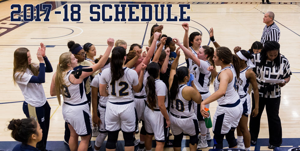 Photo for 2017-18 Women's Basketball Schedule Released