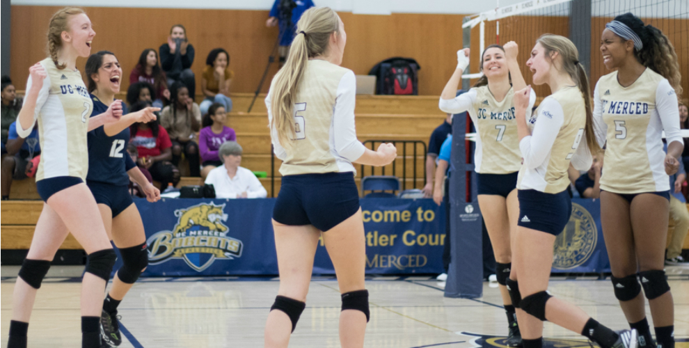 Photo for Women's Volleyball Storms Past Sea Beggars On Senior Night